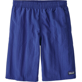 Patagonia Boys Baggies Longs Cobalt Blue